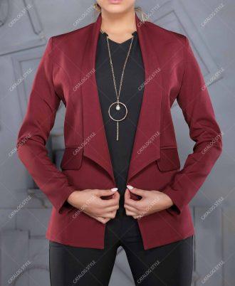 کت تاپ زنانه مجلسی کد 8021 گردنبندی