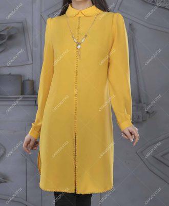 کت تاپ زنانه مجلسی کد 8029