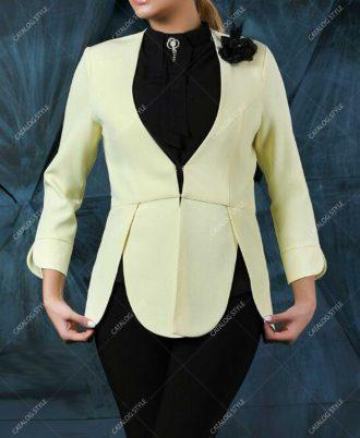 کت تاپ زنانه مجلسی کد 8041