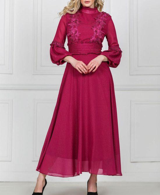 پیراهن زنانه بلند کد 1498
